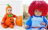 Những trang phục Halloween khiến mẹ và bé đều mê tít