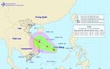 Tin áp thấp nhiệt đới trên Biển Đông mới nhất chiều 11/9: Có thể mạnh thành bão