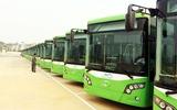 Hà Nội: Ngắm dàn xe buýt nhanh hiện đại, dự tính 3 phút có một chuyến