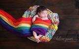 Em bé cầu vồng - khái niệm khiến các mẹ vỡ òa hạnh phúc khi biết ý nghĩa của nó