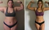Cô nàng béo ú giảm liền một lúc 50kg - hóa ra bí quyết cũng rất đơn giản