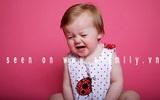 Trẻ hay quấy khóc sẽ chậm phát triển chiều cao