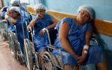 Tò mò chuyện mẹ bầu ở Venezuela đi đẻ