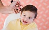 9 bước cực đơn giản giúp mẹ tự cắt tóc cho bé