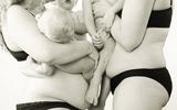 Những hình ảnh thật đến từng cen-ti-mét về cơ thể phụ nữ sau sinh