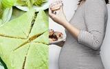 Mẹ bầu có nên ăn bánh chưng, hành muối?