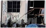Mỹ: 40 người có thể đã thiệt mạng trong một vụ cháy kinh hoàng