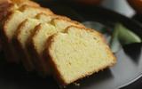 Mịn mềm thơm phức món bánh bông lan cam