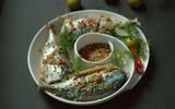 Món ngon cuối tuần: Cá hấp sả