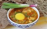 Xuýt xoa món súp gà cay mới lạ hấp dẫn