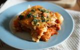 Lasagna chay lạ miệng đổi món cho ngày Rằm tháng Chạp