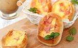 15 phút làm bánh mì nướng phô mai thơm phức ngon tuyệt