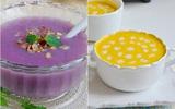 2 món súp nóng hổi thơm ngon cho ngày đông ấm lòng