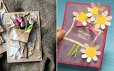Mách bạn 2 cách làm thiệp hoa đáng yêu tặng người phụ nữ thương yêu ngày 8-3