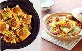 2 món ngon từ đậu hũ làm nhanh cho bữa tối thêm phong phú