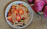 Công thức làm dưa món chua giòn ngon tuyệt đỉnh!