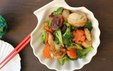 Bông cải xào sò điệp món ngon không nỡ chối từ