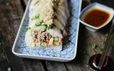 Sushi xôi - Món ngon nóng hổi cho bữa sáng mê tơi