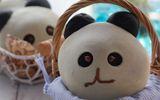 Trổ tài làm bánh mì Panda cho bé yêu thích thú!