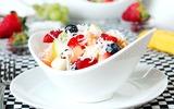 Giảm cân quá đơn giản với salad trái cây cực ngon ăn mãi không chán!
