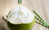 Làm bingsu trái dừa - món kem đang khiến cộng đồng mê mẩn