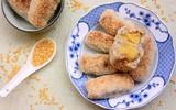 Khoai môn Lệ Phố nướng: Món ngon giòn thơm khó chối từ