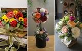 3 cách cắm hoa xinh tặng mẹ nhân ngày của mẹ