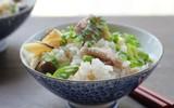 Cơm nấu măng kiểu Nhật cho bữa trưa cuối tuần nhanh gọn mà ngon