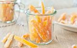 Tận dụng vỏ cam làm mứt ăn ngon cực kỳ