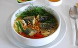 Mẹ Việt ở Pháp chia sẻ cách nấu bún cá thơm ngon mê mẩn