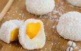 Mochi xoài - món bánh dẻo mềm ngon từ ngoài vào trong!