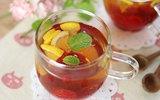 Da đẹp dáng thon với trà trái cây ngon chưa từng thấy