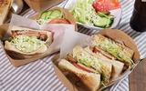 Bữa sáng cuối tuần ngon khó cưỡng với món bánh sandwich kẹp kiểu mới
