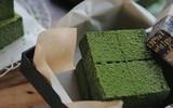 Thơm mát mịn mượt món nama chocolate vị trà xanh