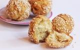 Đơn giản và dễ làm nhưng bánh vừng thơm bùi có thể khiến bạn thích mê
