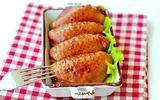 Không cần lò nướng vẫn làm được cánh gà nướng siêu hấp dẫn