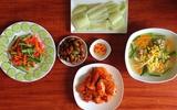 Mẹ Su chia sẻ bữa tối thịnh soạn chỉ với 80.000đ tiền đi chợ