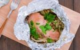Thơm ngon bổ dưỡng món cá hấp nấm
