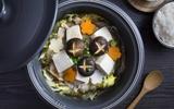 Ngày lạnh thử ngay canh nấm đậu phụ kiểu Nhật ngon mê mẩn