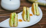 Bữa sáng ngon lành, đủ chất với bánh sandwich kiểu mới thơm giòn