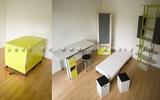 Chiếc hộp gói gọn... phòng ngủ: Giải pháp cho người đi du lịch