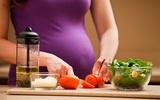 Những lưu ý về dinh dưỡng cho bà bầu trong suốt thai kỳ