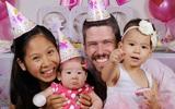 Mẹ Việt lấy chồng Pháp chia sẻ cách dạy con tự lập cực siêu