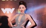 Tóc Tiên táo bạo khoe ngực đầy, nổi bật giữa rừng sao VTV Awards
