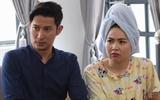 Lê Khánh đóng phim cùng chồng nhưng lại
