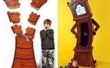 Những đồ nội thất ngộ nghĩnh cho phòng trẻ