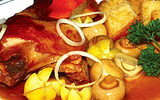 Gà marengo - hương vị nước Pháp