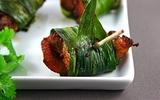 Thịt gà cuộn lá dứa - Món ngon kiểu Thái