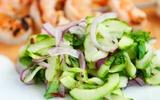 Salad dưa chuột kiểu Thái siêu tốc