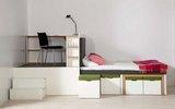4  phòng trong 1: Giải pháp hoàn hảo cho nhà hẹp